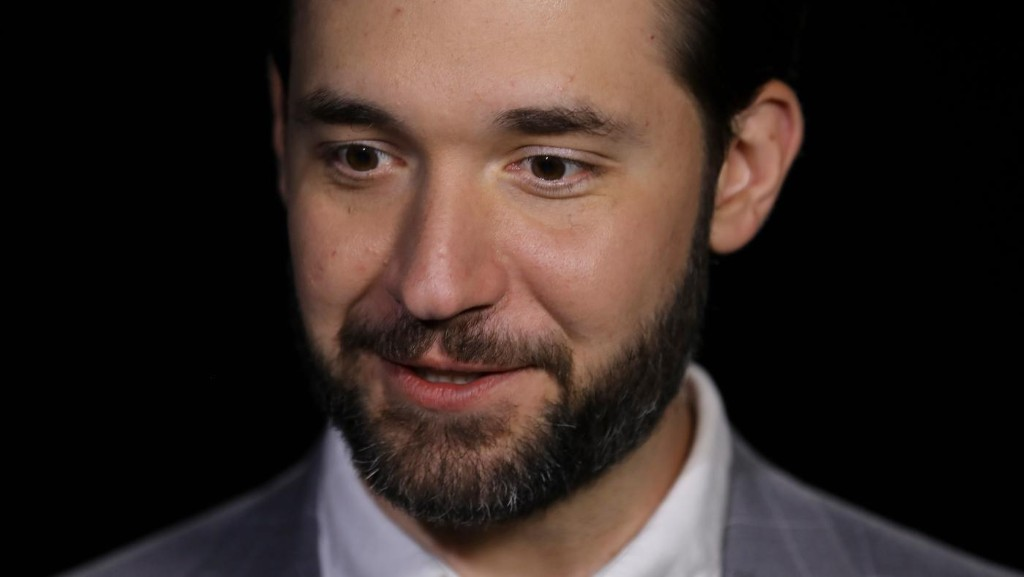 """Resignation can be an act of leadership"": Why Alexis Ohanian gave up his Reddit board seat"