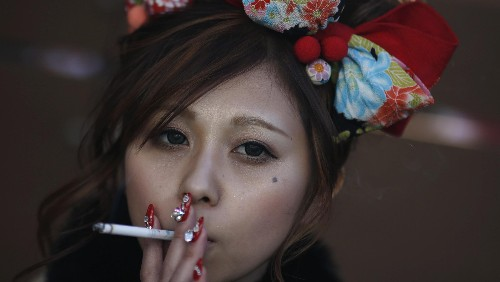 Secondhand smoke in Japanese restaurants will soon (almost) be a thing of the past