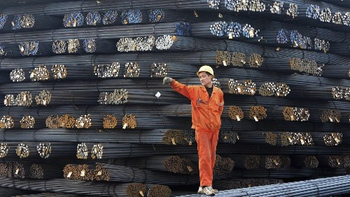 China's investigation into missing metal could spark a much bigger crisis