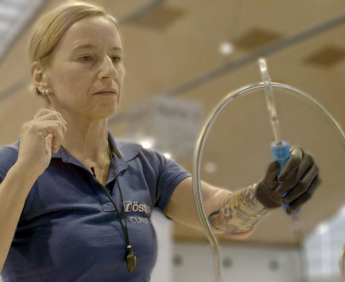 The Cybathlon pushes the limits of bionic technology