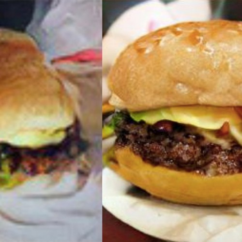 Artificial image generation is getting good enough to make you hungry
