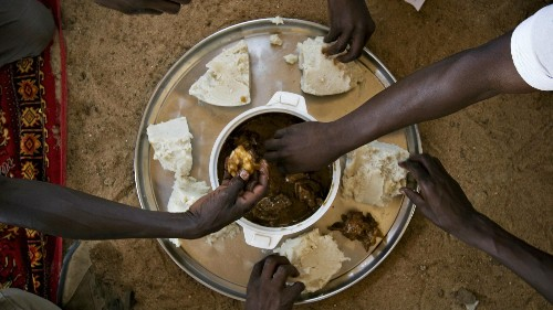 West Africans have some of the healthiest diets in the world