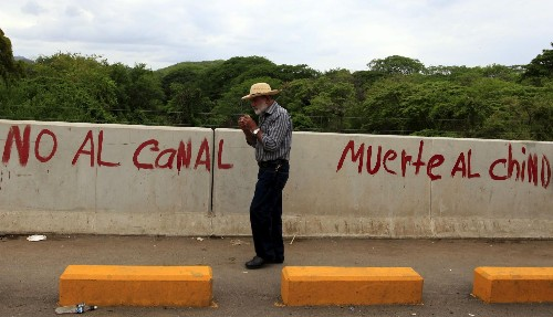 Why is a Chinese tycoon building a $50 billion canal in Nicaragua that no one wants?