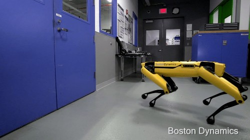 Thanks, Boston Dynamics! We are doomed.