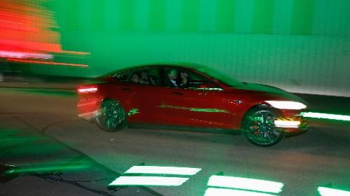 Three-quarters of Dutch Tesla drivers got speeding fines last year