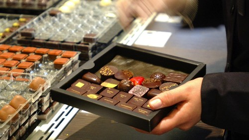 Indians are chocolate addicts but still suckers for tradition