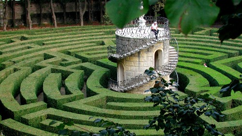 Photos: The world's most impressive outdoor mazes and labyrinths
