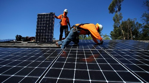 California will make solar panels the next home appliance