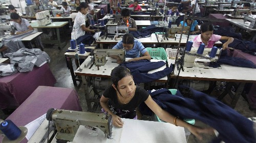 At 35 cents an hour, Myanmar's new minimum wage is too steep for some Chinese-owned factories