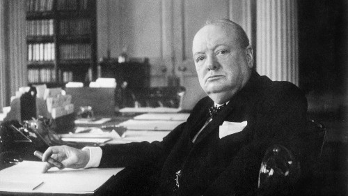 Why did Winston Churchill hate the Hindus and prefer the Muslims?