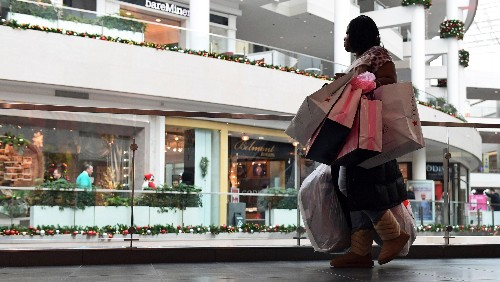 The vast majority of Americans still do their holiday shopping IRL