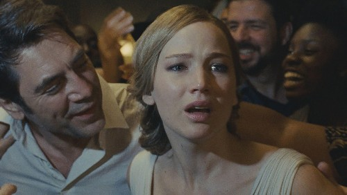 """Darren Aronofsky's """"Mother!"""" is both a spectacular flop and the most memorable movie of 2017"""