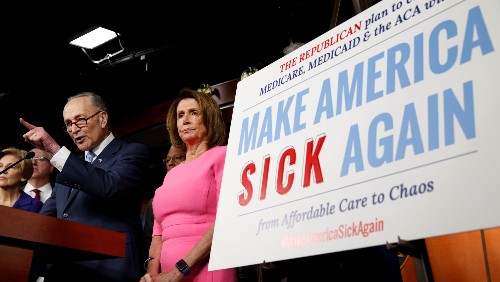 """I will die"": Americans plead with Republican politicians not to repeal Obamacare"