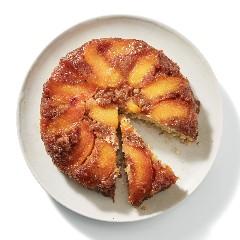 Discover peach cake
