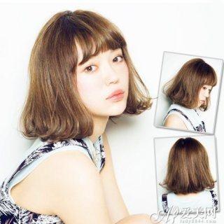 发型 - Magazine cover