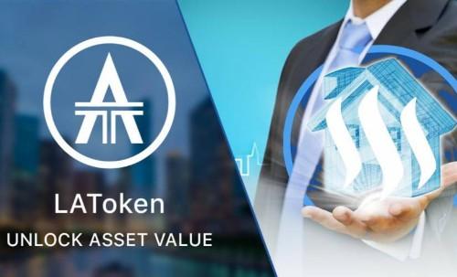 "LAToken raises millions to create ""the first asset-backed token exchange"""