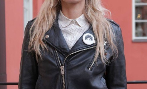 A heated jacket wins Topshop's wearable competition