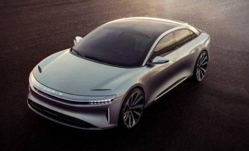 Lucid Motors partners with Mobileye for their autonomous car
