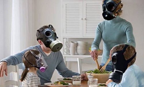Could smart cities improve indoor air quality with home sensors?