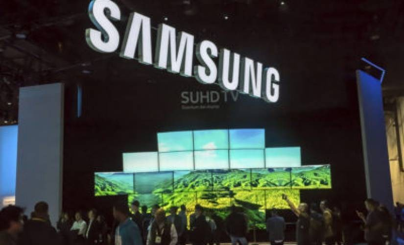 Samsung hones in on self-driving chip business