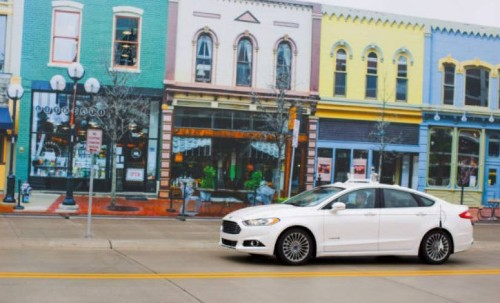 Detroit Passes Silicon Valley As Center For Self-Driving Research