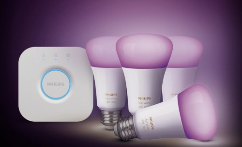 Philips Hue Starter Kits: A Smart Start to Creating a Smart Home