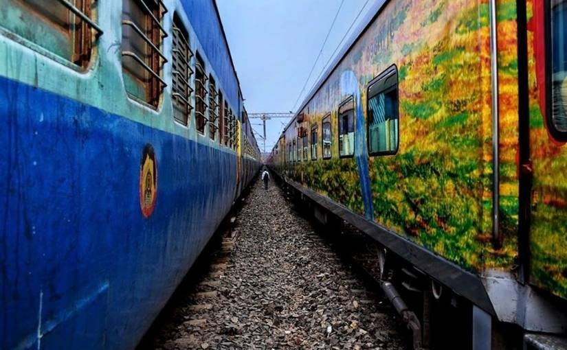 Hydrogen-Powered Trains Promise for Green Economy in India - ReadWrite