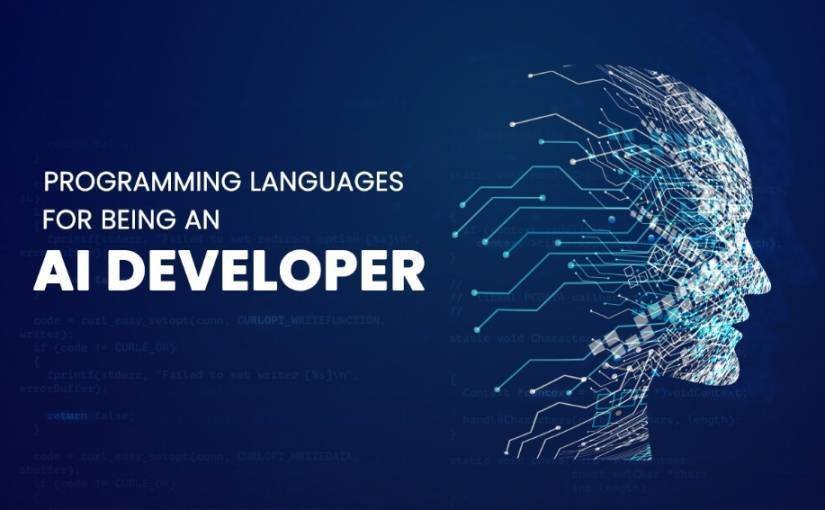 Top 10 Programming Languages to Become an AI Developer -