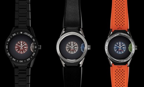 "Tag Heuer announces second generation ""connected"" smartwatch"