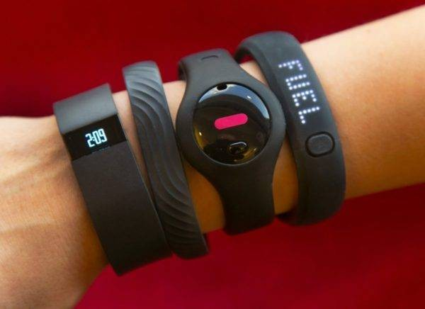 Fitness Trackers, Pedometers & Heart Monitors cover image