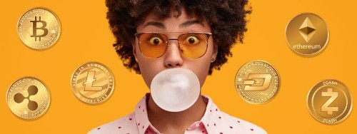 When Will You Be Able to Use Cryptocurrency to Buy a Pack of Gum?