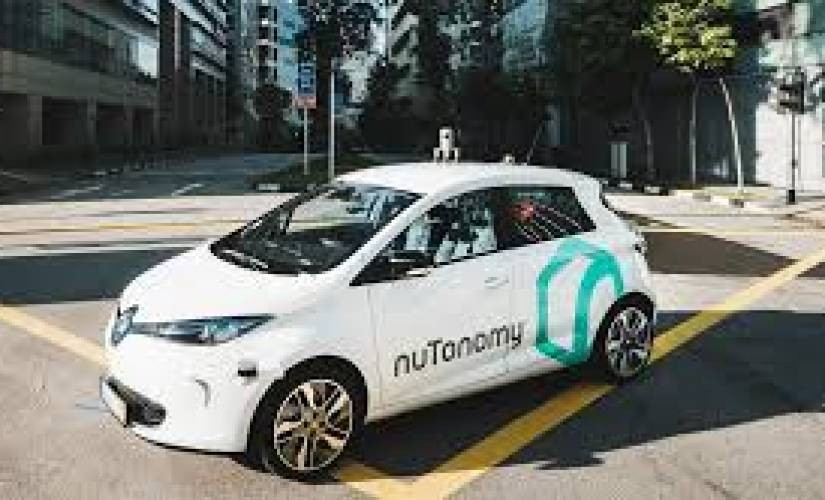 nuTonomy Hopes To Launch Self-Driving Service In Singapore By Q2 2018