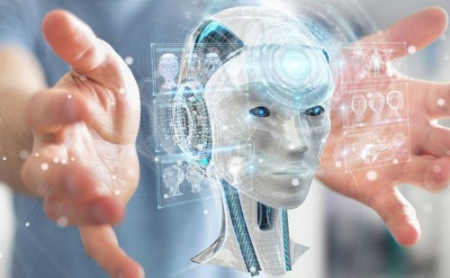 AI is the Fourth Industrial Revolution Technology