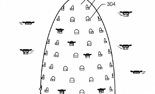 Could drone beehives solve delivery issues in tomorrow's cities?