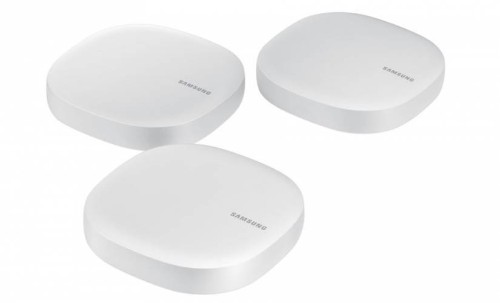 Samsung Challenges Google With Connect Home WiFi Mesh
