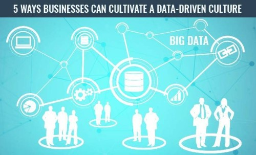 5 ways businesses can cultivate a data-driven culture