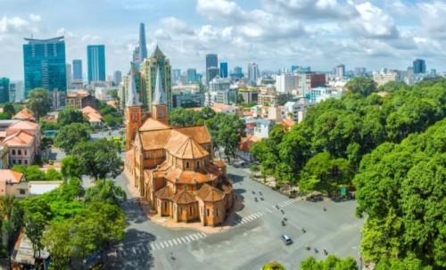 Vietnam's Ho Chi Minh City jumps on smart city bandwagon