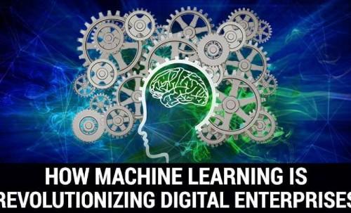 How machine learning is revolutionizing digital enterprises