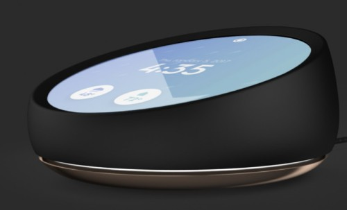 """Android inventor Andy Rubin unveils smart home Amazon """"killer"""""""