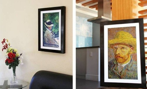 Canvia Digital Art Turns Home and Office Walls into a Gallery
