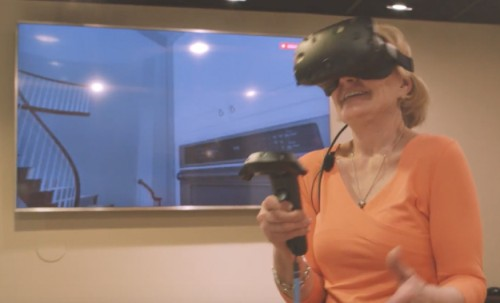 Toll Brothers Launches Kitchen VR App For Luxury Home Buyers