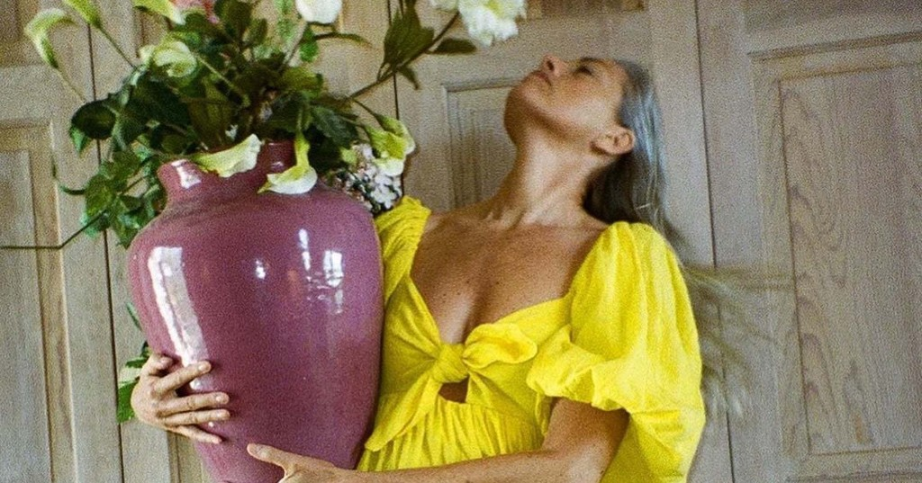 The Irresistible Appeal Of A Yellow Dress