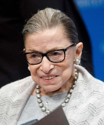 It's Official: Ruth Bader Ginsburg Is Now Cancer-Free
