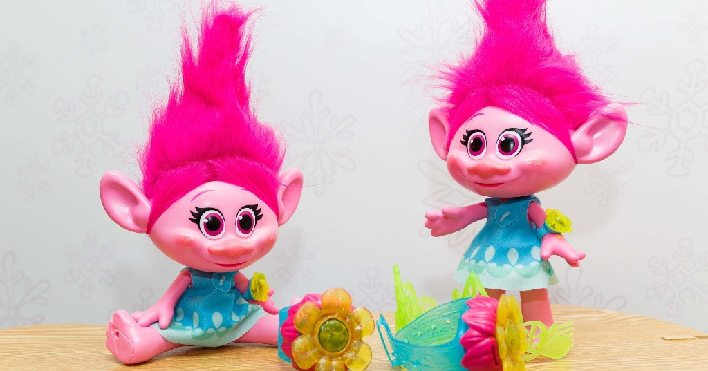 Hasbro Is Pulling This Trolls Doll Off Shelves For Inappropriate Button Placement