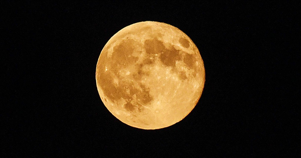 Friday's Lunar Eclipse Is A Sign Of Revolution