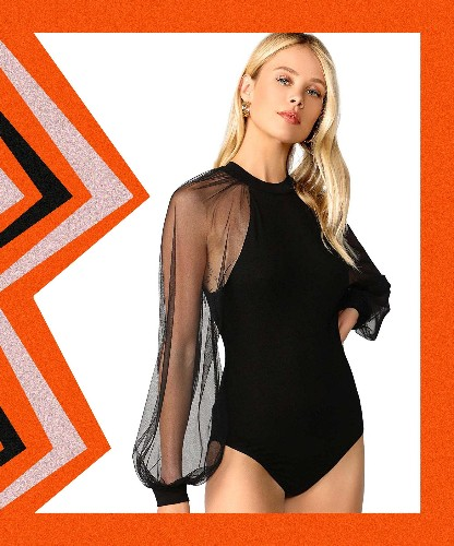 Hot Tip: The Best Bodysuits Are On Amazon