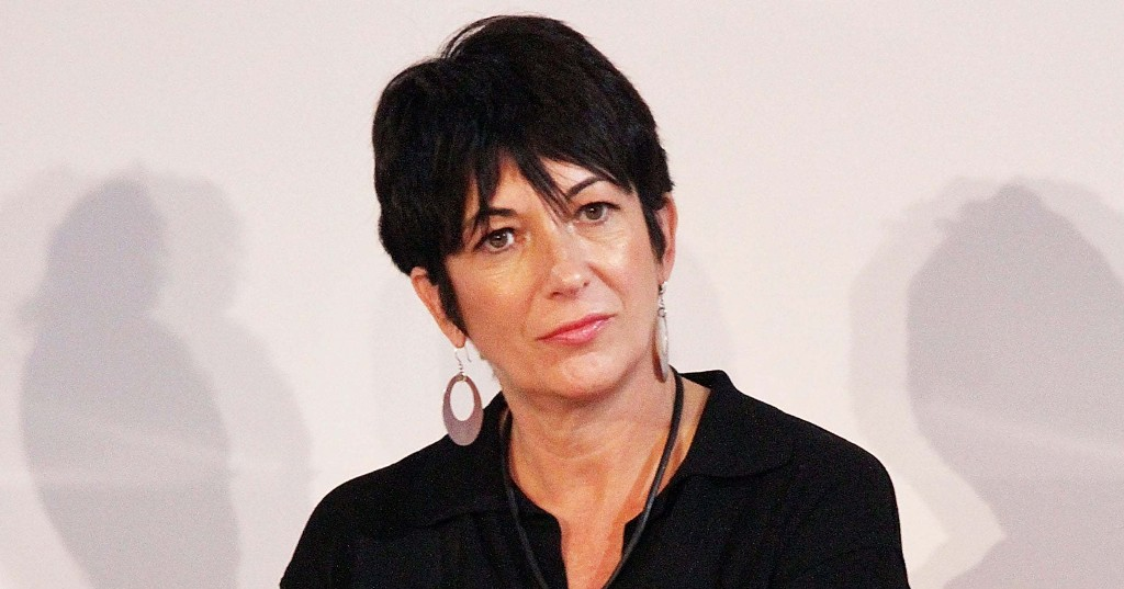 Tinfoil Cell Phones A Secret Country Hideaway: The Bizarre Details Of Ghislaine Maxwell's Arrest