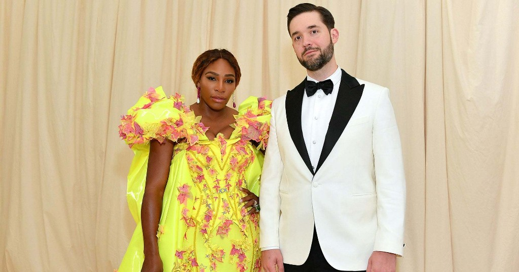 Serena Williams Being Celebrated By Alexis Ohanian Is What Eliminating Toxic Masculinity Looks Like