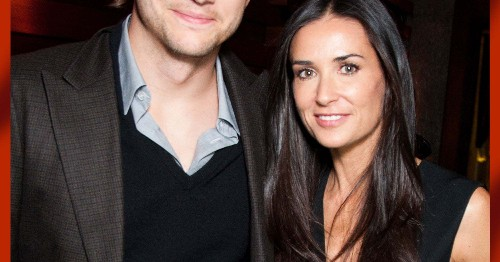 Demi Moore Opens Up About Her Marriage To Ashton Kutcher