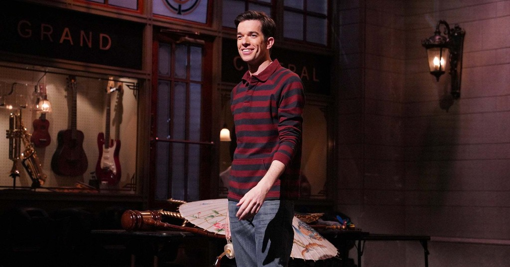 According To TikTok, John Mulaney Started The Pandemic — But He's Also Going To End It